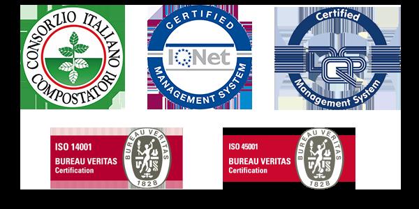 certificati bioman